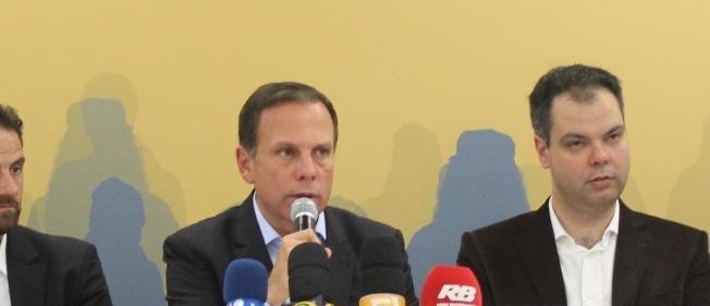 Doria quer empréstimo de R$ 1 bi para terminar obras de hospitais na Lapa, Brasilândia e Parelheiros