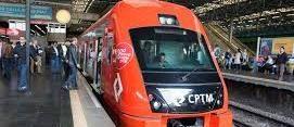 CPTM entrega 11º novo trem para a Linha 7-Rubi