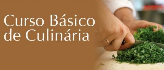 Curso Básico de Culinária no Jaraguá/Taipas