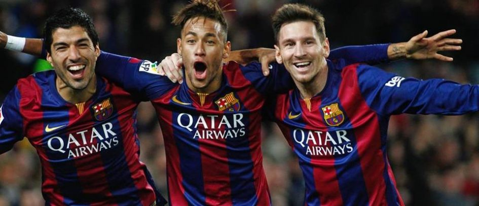 Barça no Jaraguá - Sorteio entre amigos