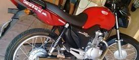 Moto Roubada Vila Clarice ( PIL-6538) 26/05/2016