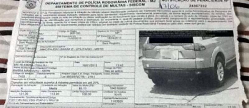 Detran-SP alerta para golpe de multa de trânsito com falso boleto