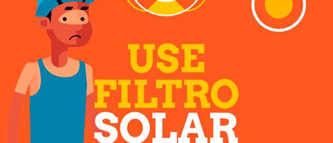 Vai começar o Verão! Confira as dicas para usar o filtro solar