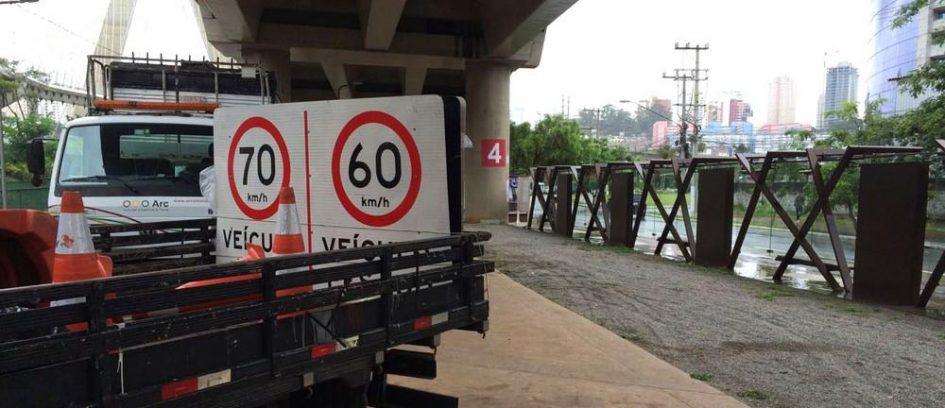 Justiça de SP derruba liminar e permite aumento de velocidade nas marginais